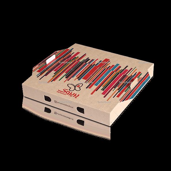 جعبه پیتزا اختصاصی