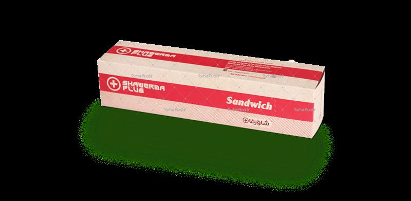ساندویچ بیرون